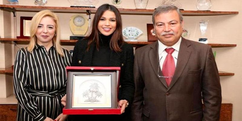 Habiba Ghéribi honorée par le ministère de la jeunesse et des sports