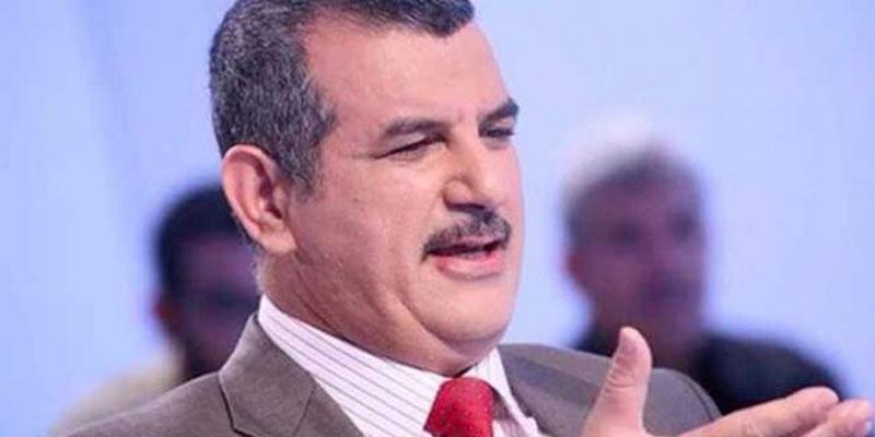 Rien ne m'oblige à déclarer mes biens, clame Hachmi Hamedi