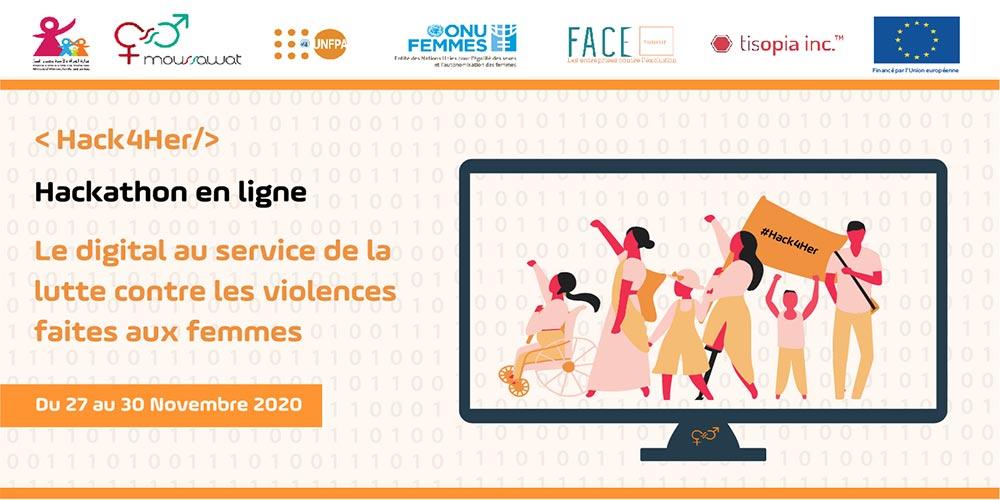 Le Digital au service de la lutte contre les violences à l'égard des femmes