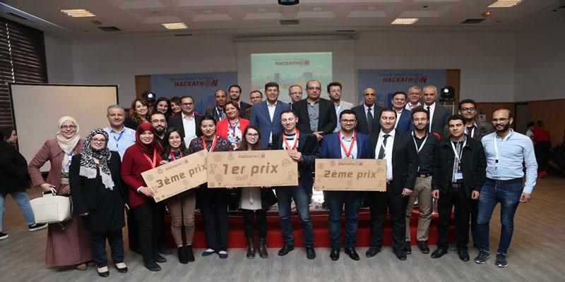 Hackathon   Tunisia Smart Country : La compétition à la rencontre de l'opportunité  Entre les esprits curieux les équipes en lice de l'opportunité