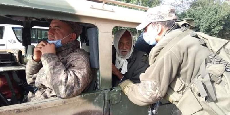Photo du jour : Armée tunisienne… la bienveillance est sur le chemin du devoir