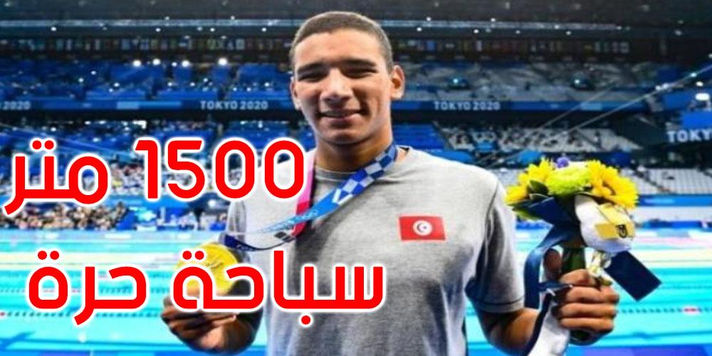 البطل الأولمبي أيوب الحفناوي يفوز بذهبية البطولة العربية