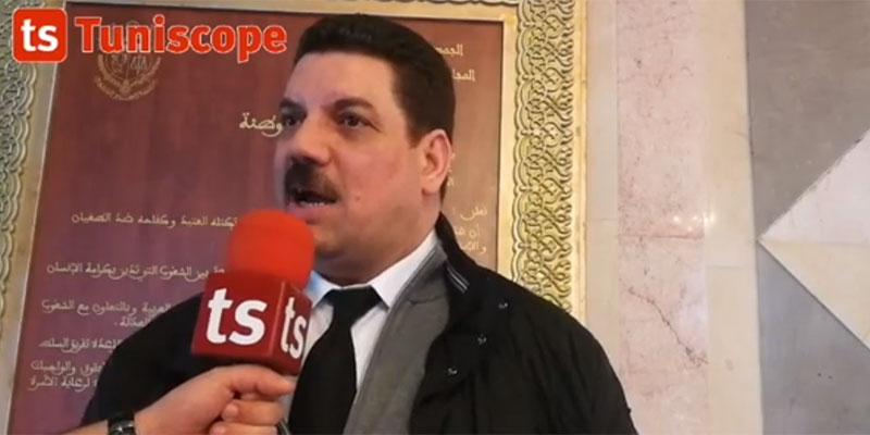 النائب علي الحفصي ''النهضة تلعب اليوم على تفادي النزول ''