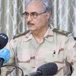 قوات حفتر تهدد بتفجير ميناء بنغازي لمنع وصول الأسلحة للإسلاميين