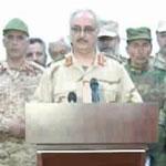 خليفة حفتر قائدا عاما للجيش الليبي