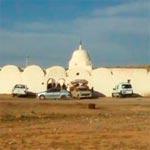 Le mausolée Sidi Ali Ben Salem à El Hama totalement incendié