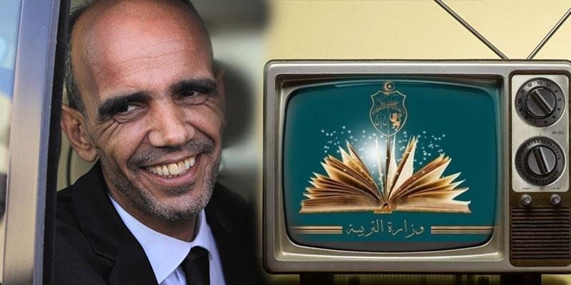 Mohamed Hamdi : Vers la création d'une chaîne TV éducative