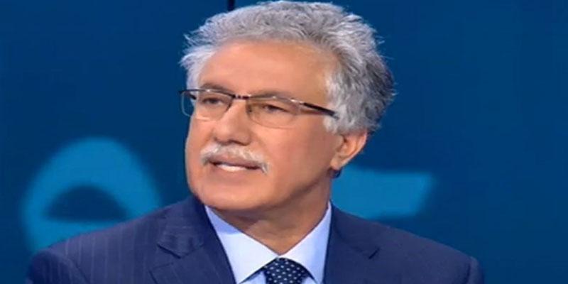 حمة الهمامي يدعو القوى الحية واتحاد الشغل لفرض استقالة الحكومة