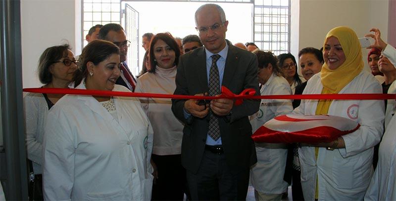 مركز رعاية الأم والأطفال بالملاسين يفتح وحدتيين في العلاج الطبيعي والطب النفسي