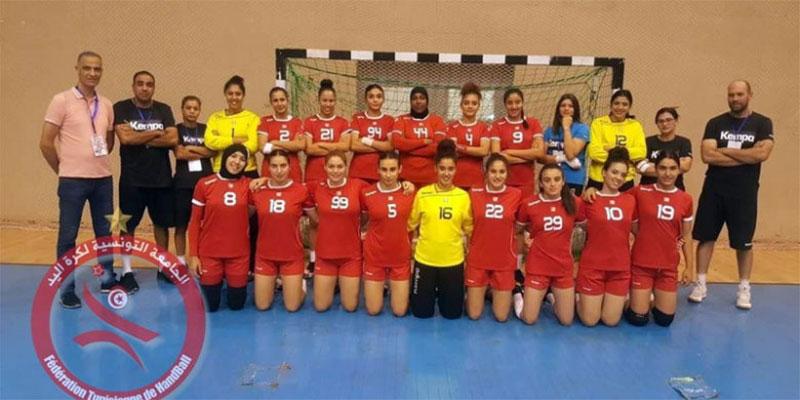 بطولة افريقيا لكرة اليد - وسطيات- المنتخب التونسي يتوج باللقب