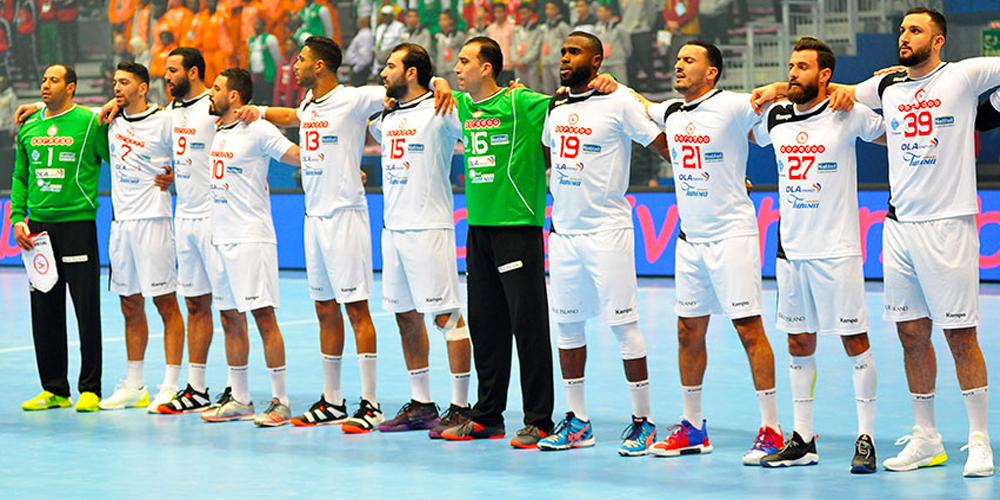 Hand – Mondial : deux cas positifs dans l'équipe brésilienne, adversaire de la Tunisie