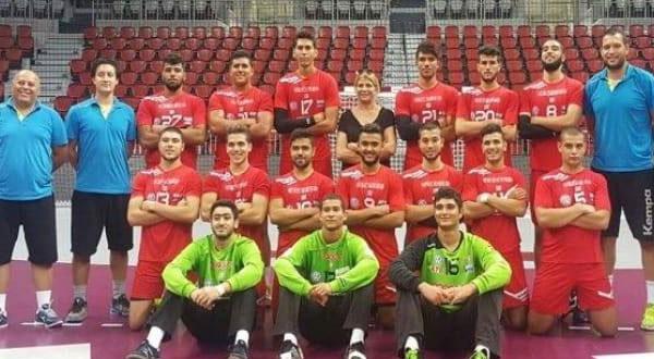 منتخب كرة اليد أصاغر يحرز لقب البطولة العربية