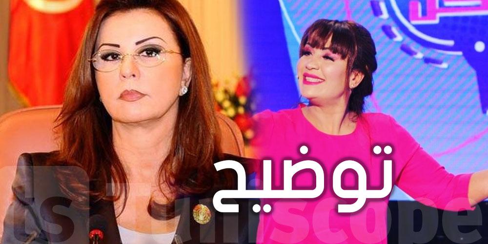 حوار مع ليلى بن علي.. حنان الشقراني تحسم الجدل..