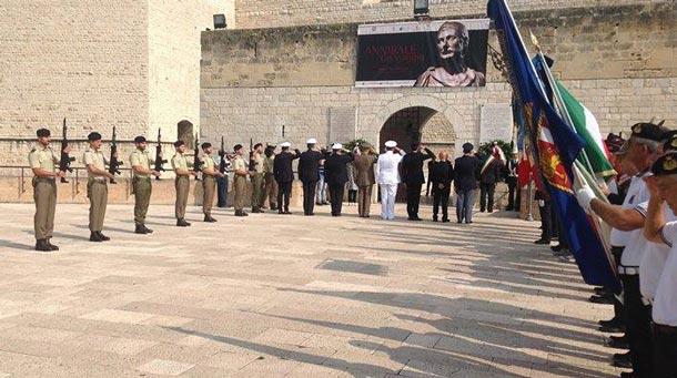 Photo du jour : L'Armée Italienne rend hommage à Hannibal