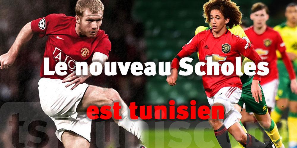 Le Tunisien Hannibal est comparé à Scholes en Angleterre
