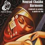 Exposition de peinture de Mourad Chaâba