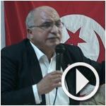 بالفيديو عبد الكريم هاروني :هذا ما قلته و أنا أضع والدتي في قبرها بحضور الفرق الأمنية لبن علي