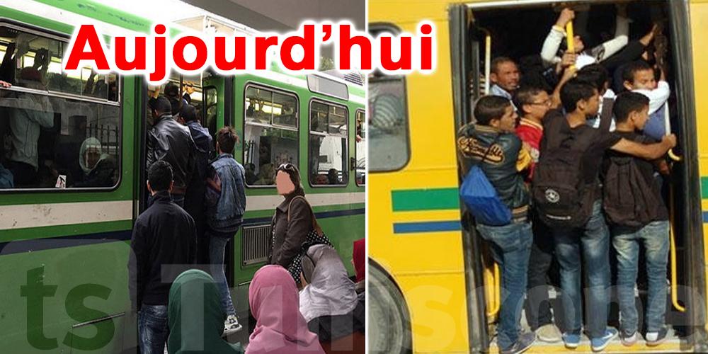 Tunisie: Nouveaux tarifs des transports en commun (Photos)