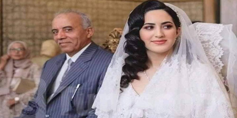 بالصور: زواج ابنة الحبيب الجملي