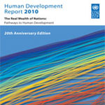 En 2010, La Tunisie 7eme pays à développement humain élevé