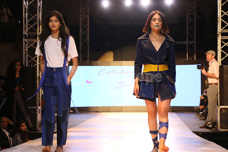En photos: Collection Nationale X  de Hédi Benma à la Fashion Week de Tunis 2018