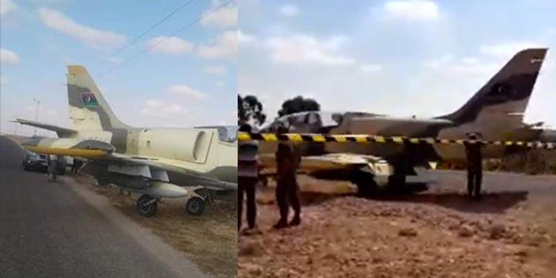 Ce que l'on sait de l'attérissage d'urgence d'un avion militaire libyen à Médenine