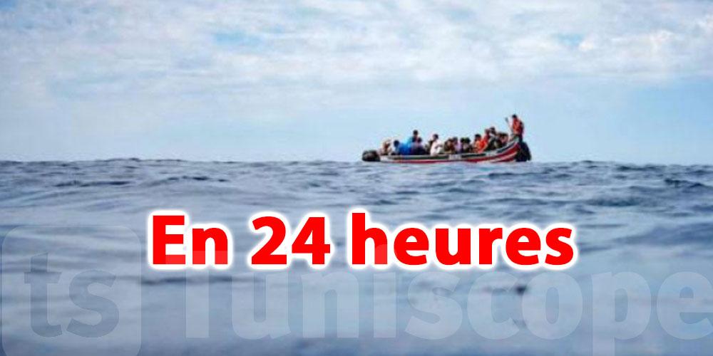 219 candidats à la migration clandestine interpellés en 24 heures