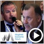 En vidéos : Les échanges commerciaux entre la Tunisie et l'Algérie au cœur d'une rencontre-débat organisée par le MEF