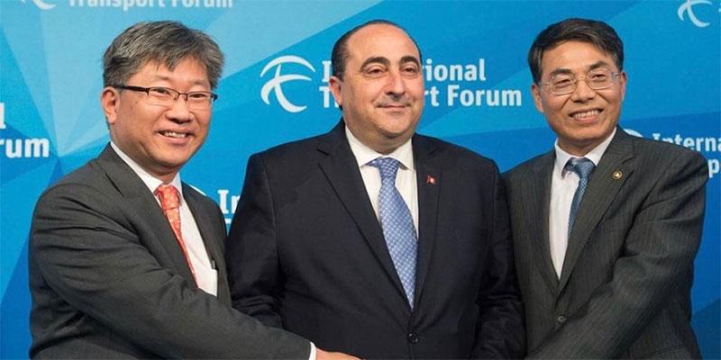 تونس تنال العضوية القارة بالمنتدى الدولي للنقل