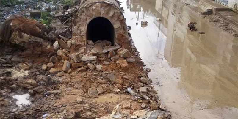 هدم جزء من الحنايا الرومانية بالمحمدية، وزارة الشؤون الثقافية تتدخل