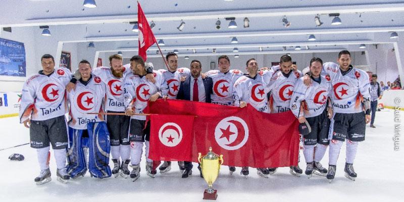 L'équipe de Tunisie de Hockey lance un appel au don