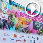 En vidéo : Tous les détails sur 'Holi Festival of Colours Tunisia 2014' du 14 juin