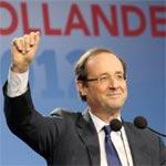 François Hollande président de la république Française