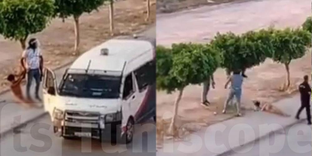 Tunisie : La police tabasse un homme après l'avoir dénudé