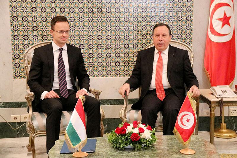 La Hongrie aidera la Tunisie à sécuriser sa frontière avec la Libye