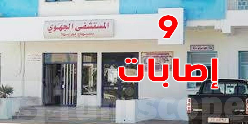 مستشفى سيدي بوزيد: الأطباء والأعوان غاضبون