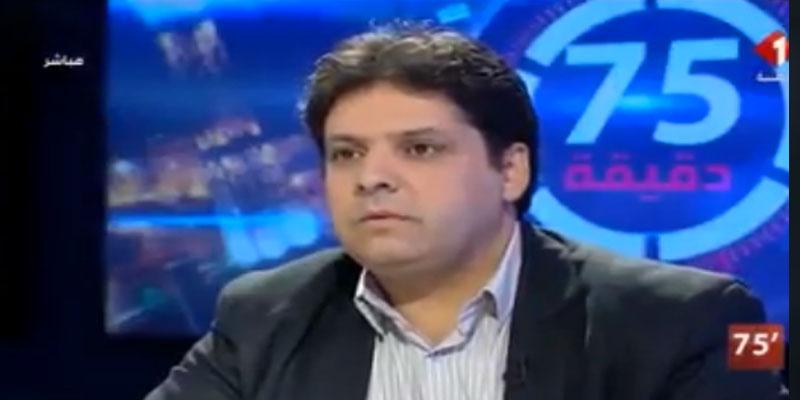 بالفيديو: النائب مبروك الحريزي يتردد في الاعتذار للشعب التونسي عن تصريحاته في مجلس النواب