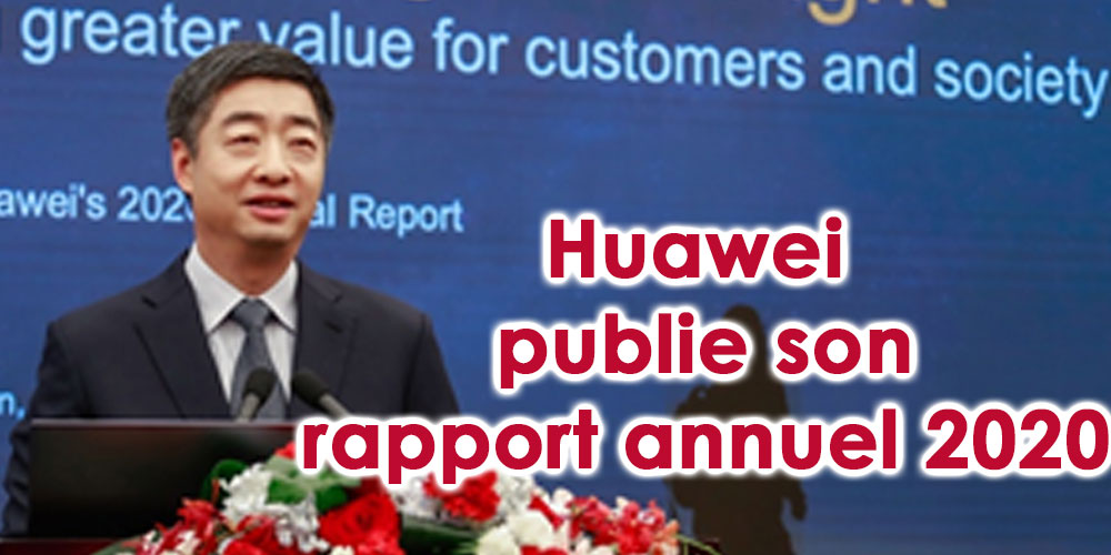 Huawei réaffirme son engagement à créer une plus grande valeur pour les clients et la société malgré l'adversité