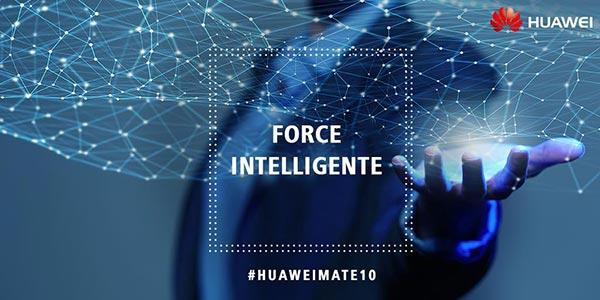 La caméra du HUAWEI MATE 10 transformera l'expérience utilisateur