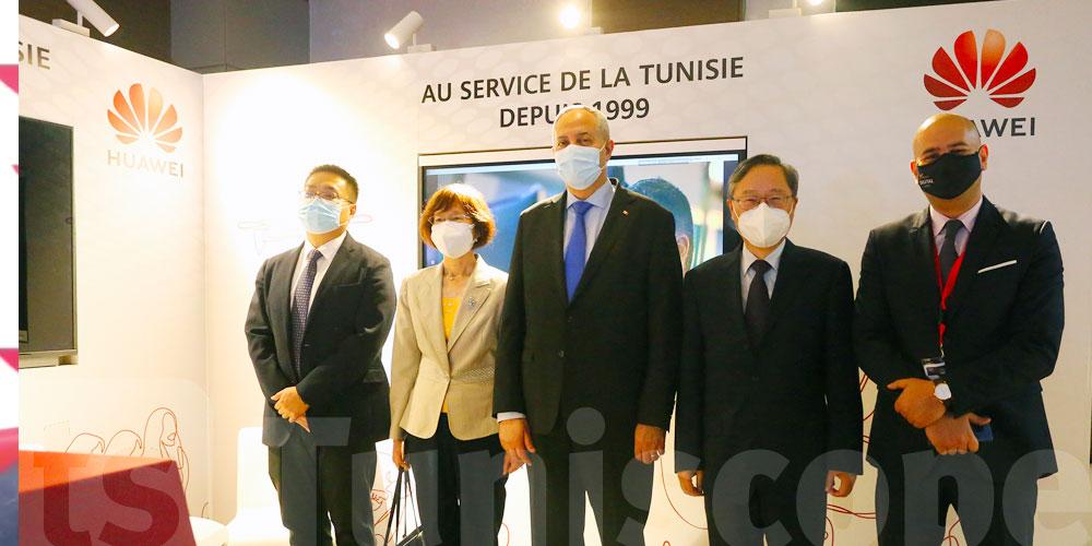 Huawei : La Tunisie représente un terrain propice à la transition numérique