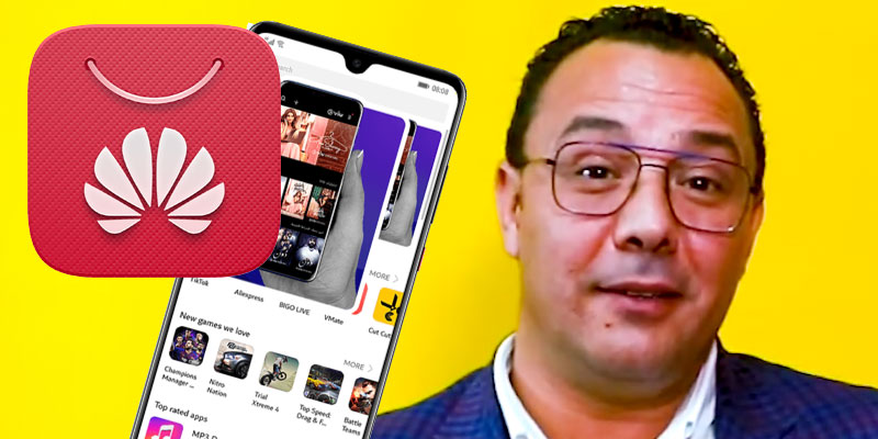 En vidéo : Tous les détails sur la révolution AppGallery de Huawei