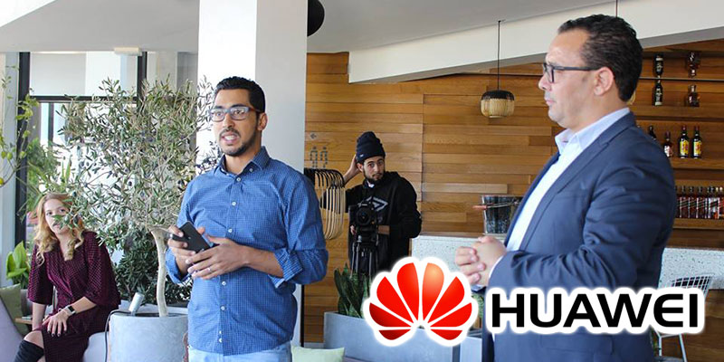 En photos : Huawei partage ces nouveautés avec les journalistes