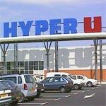 Un Hyper U à Sousse en 2012