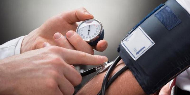 1,5 million de tunisiens souffrent  d'hypertension