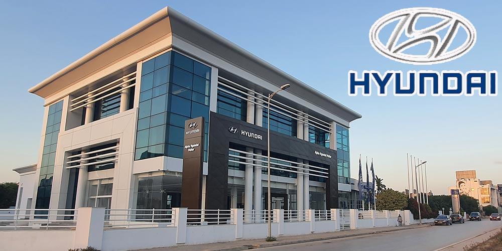 Le réseau : Carré d'as gagnant de Hyundai Renforcement du réseau pour un total de 15 agences agréées