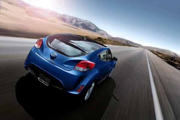 """Hyundai Veloster, une des """"10 voitures les plus cool par rapport à son prix de vente"""" selon un guide automobile de premier plan"""