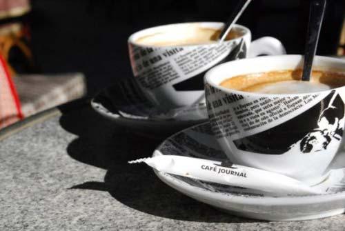 Le Cafe Journal
