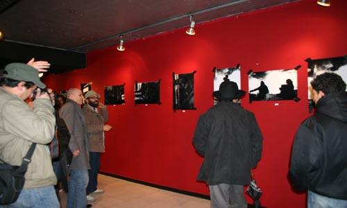 Exposition Tri- O- Ptique à El Teatro