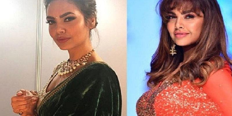 ممثلة هندية: اغتصبني بعينيه وسأقاضيه!