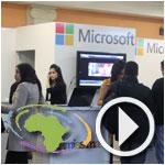 Microsoft au ICT for all 2013 - La rencontre fructueuse entre startups et investisseurs